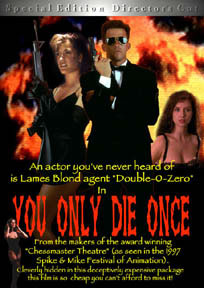 You only die once cover
