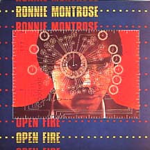 Ronnie Montrose open fire cover