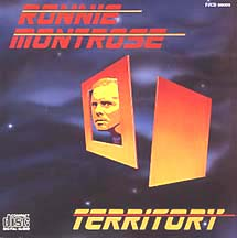 Ronnie Montrose territory cover